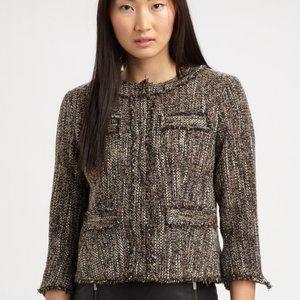 MICHAEL Michael Kors Women's Tweed Jacket